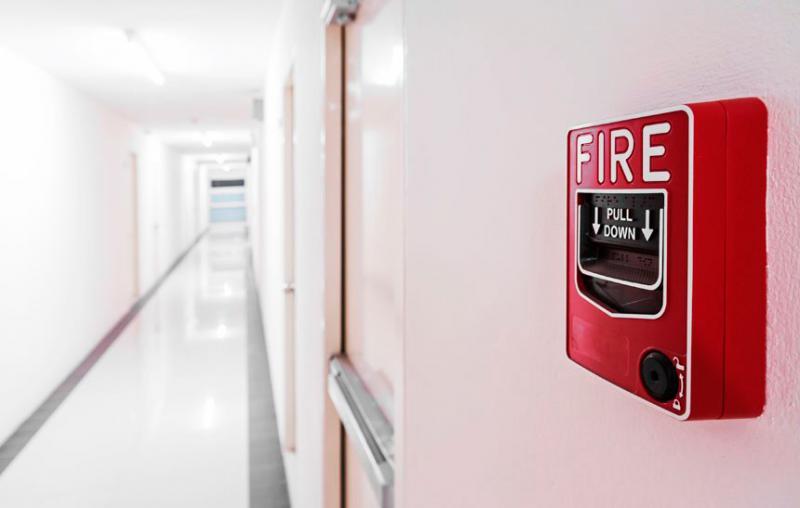Empresas de central de alarme de incêndio