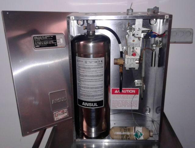 Sistema fixo de combate a incêndio