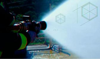 Curso de combate a incêndio