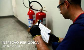 Empresas de inspeção de extintores